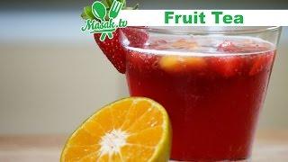 Fruit Tea   Minuman #115