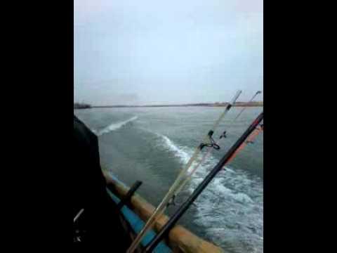 рыбалка видео баканас