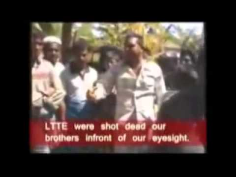 Sri lanka  war for Mutur muslim from LTTE on 2006
