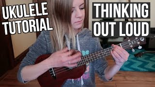 Download Lagu Thinking Out Loud - Ed Sheeran | UKULELE TUTORIAL Gratis STAFABAND
