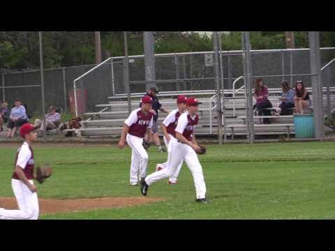New York Heat vs. Pro Swing Pride MK Gold 13U Baseball Perfect Game Tournament