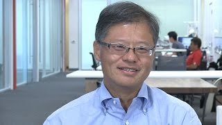 2015 Awards Dinner Honoree: Jerry Yang