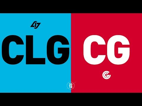 CLG vs. CG - NA LCS Week 9 Match Highlights (Summer 2018)