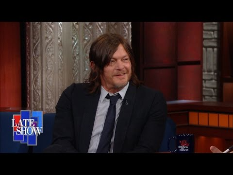 Norman Reedus Shares His Favorite Zombie Kills From The Walking Dead