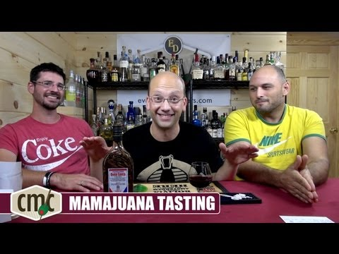 Dominican Mamajuana Tasting, Review