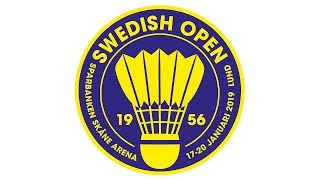 Round of 32 16 2019 RSL Swedish Open Court 1