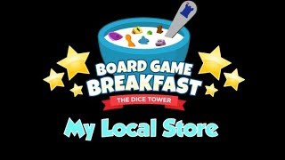 Board Game Breakfast - My Local Game Store