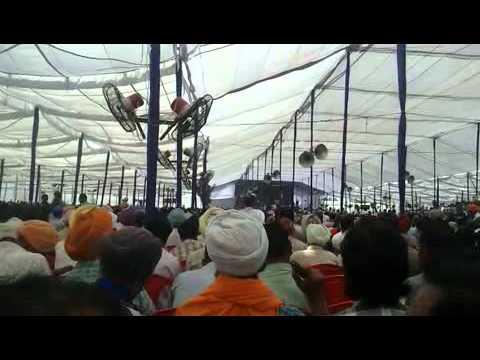 Mayawati rally In Nawansehar (punjab)