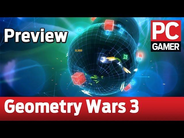 Руководство запуска: Geometry Wars 3: Dimensions по сети