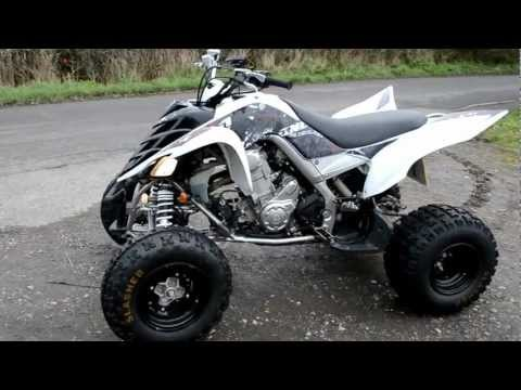 Yamaha Raptor With R1 Motor For Sale Sold How To Make