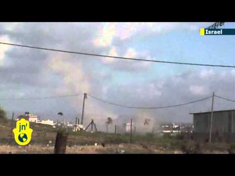 Gaza Rocket Attacks: Three missiles launched at Israel from the Gaza Strip