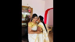 SunTV Nayaki Sumathi (Anu Sai) Mother Birthday Celebration Video || Nayaki Serial Sumathi