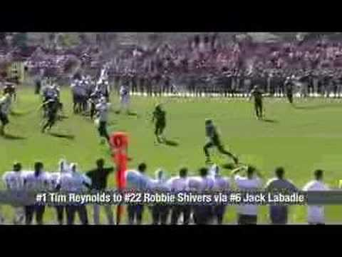 2006 Yorktown vs. Loudoun Valley Football Highlights
