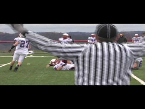 University High School vs. Morgantown High (Mohawk Bowl Highlights) '09-10