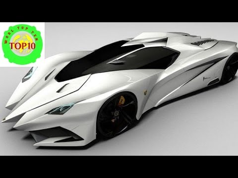 world top 10 best concept cars for the future youtube. Black Bedroom Furniture Sets. Home Design Ideas