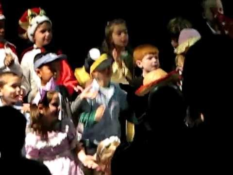 Owen's Mother Goose school performance
