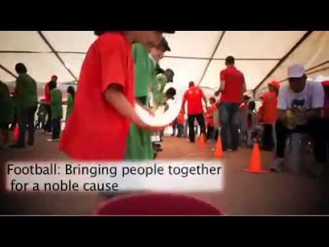 World Refugee Day Football Festival 2012