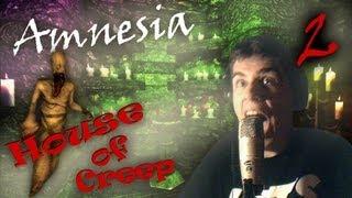 Amnesia GoGo - House of Creep 3 - [Sk-Cz] - Part.2