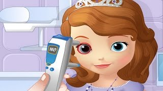 Sofia The First Eye Doctor Game Movie-Cartoon Games Online-Doctors Games