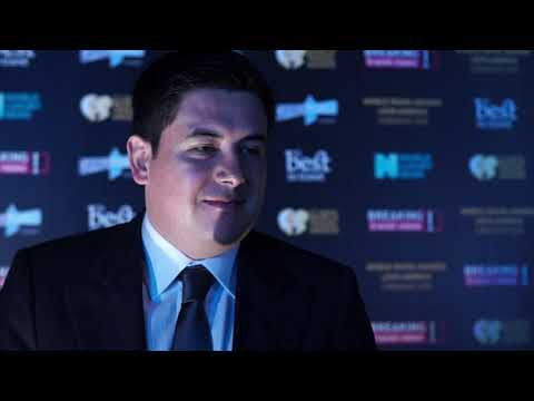 Samuel Doria Medina, operations manager, Los Tajibos Hotel (Spanish)