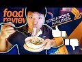 Singapore Airlines BUSINESS CLASS Food Review! San Francisco to Singapore 17 HOUR Flight thumbnail