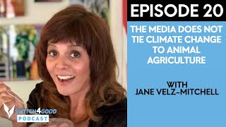 Jane Velez-Mitchell Is Speaking Up For The Voiceless - Switch4Good Podcast Ep20