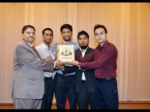 100 Members Bangladeshi Youth Delegation 2013 to India - DEA IUB