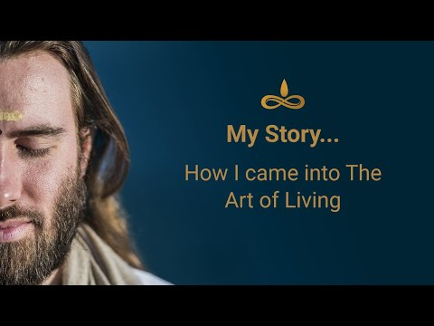 My Story: How I came into Art of Living - Hindi
