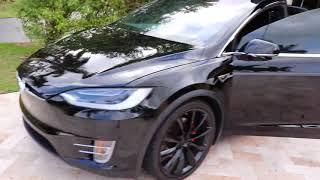Tesla Model X P90D Performance 16711 miles for sale