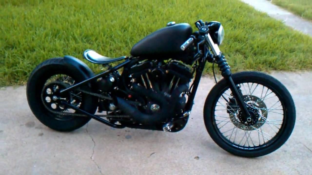 2008 Harley Davidson Nightster (2 of 3) - YouTube