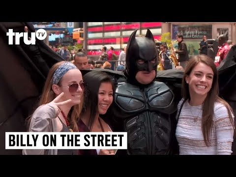 Billy on the Street - The Julianne Moore Acting Attack