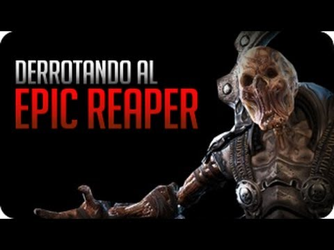 Derrotando al Epic Reaper | GOW Judgment