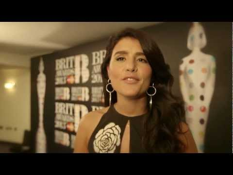Jessie Ware&#039;s Journey to the BRITs 2013