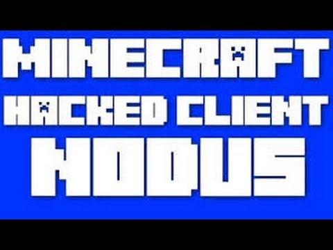 ★ Minecraft - 1.6.2 Hacked Client - Nodus - Superman