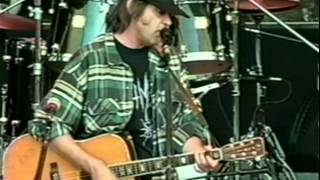 Neil Young - Four Strong Winds - 10/18/1997 - Shoreline Amphitheatre (Official)
