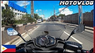 Motorcycle City Cainta 650 Test Ride