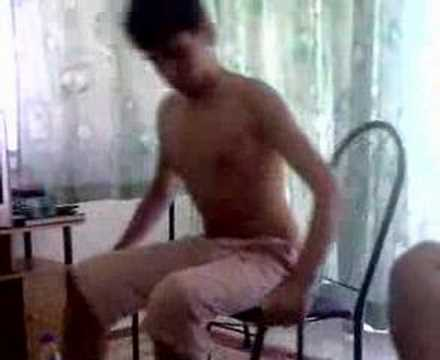Ashkan Is Fucked Up With Chair video