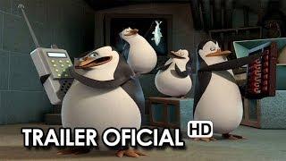 LOS PINGÜINOS DE MADAGASCAR Tráiler Teaser Oficial En Español (2014) HD