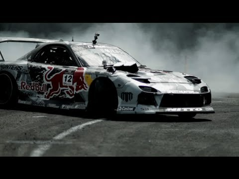 Mad Mike's Road to D1GP 2012 - New Zealand