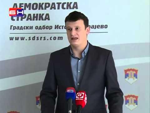 Маринко Божовић - Конференција за новинаре (30.12.2014.)