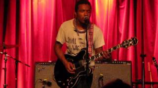 benjamin booker - wicked waters (live montreal)