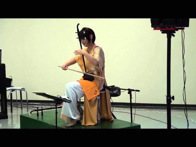 「蘇州夜曲」海みのり 二胡演奏