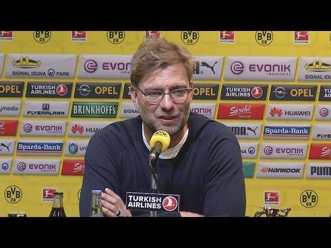 Pressekonferenz: Jürgen Klopp vor dem Heimspiel gegen den FC Bayern München | BVB total!