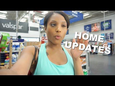 Back to LA--Back to Dallas (Home Updates)