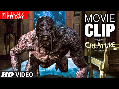 The Wild Ferocious Roaring | CREATURE Movie Clips | Filmy Friday | T-Series thumbnail