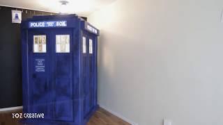 My #TARDIS is gone!