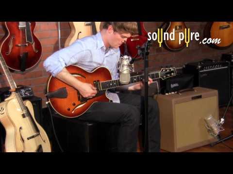 Jimmy Bruno Model A530 Sadowsky Archtop Guitar