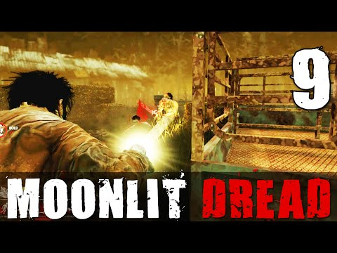 [9] Moonlit Dread (Dead by Daylight w/ GaLm and friends)