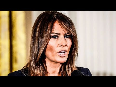 Melania Says She Hates Donald's Immigration Policy, Then Lies About It