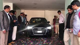 *ULTIMATE ACHIEVERS RUBY LEADER MR. JUGAL KISHOR OJHA NEW AUDI A3 CAR ACHIEVED!! SAFESHOP!!*